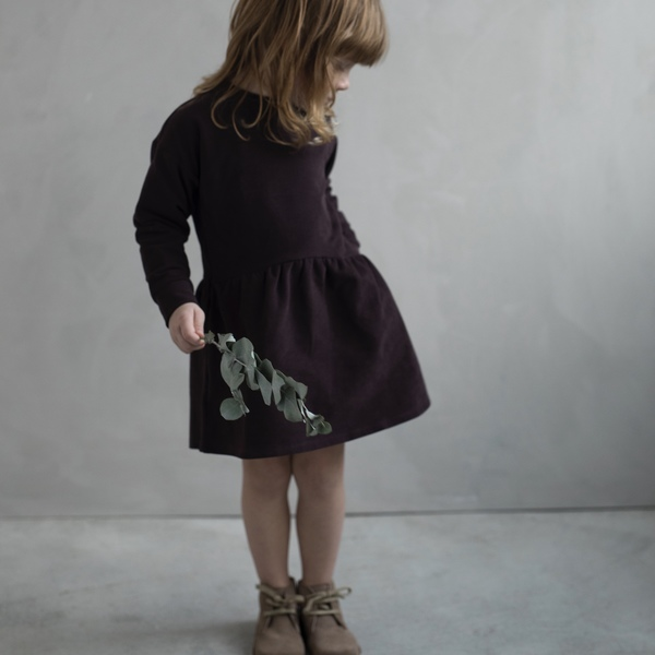 Cocoa Nib Dress