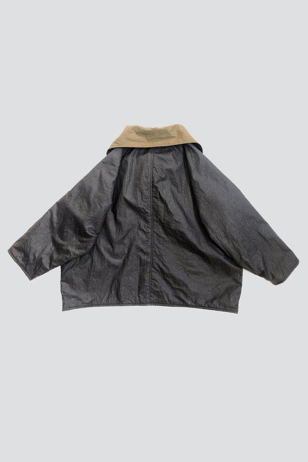 Vintage Reverse Resistant Jacket - Army/Black