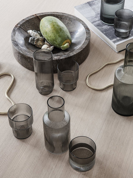 Ferm Living Ferm Ripple Glasses