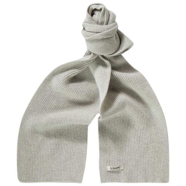 Le Bonnet Scarf - Silver