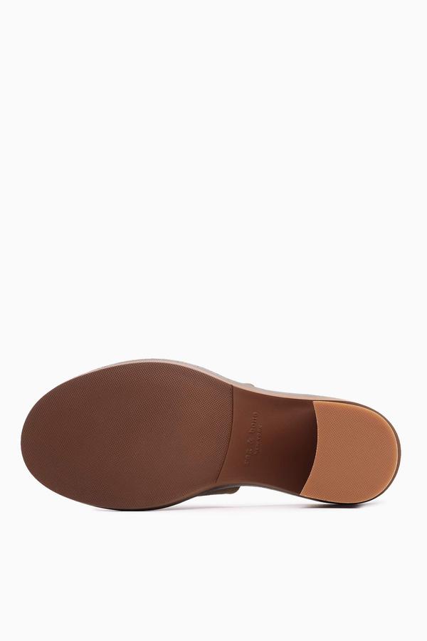 Rag & Bone Soren Suede Sandal - Safari Khaki