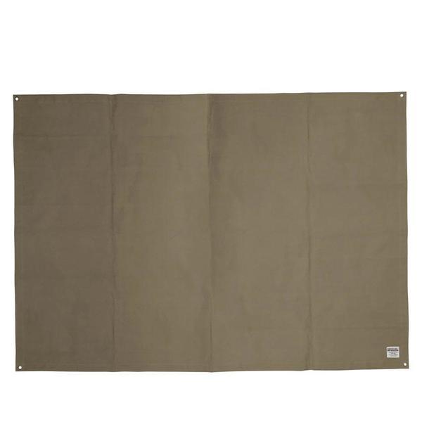 Puebco Laminated Fabric Mat - OLIVE