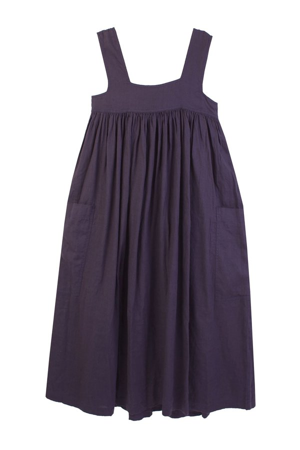 L.F.Markey Cameron Dress - Navy