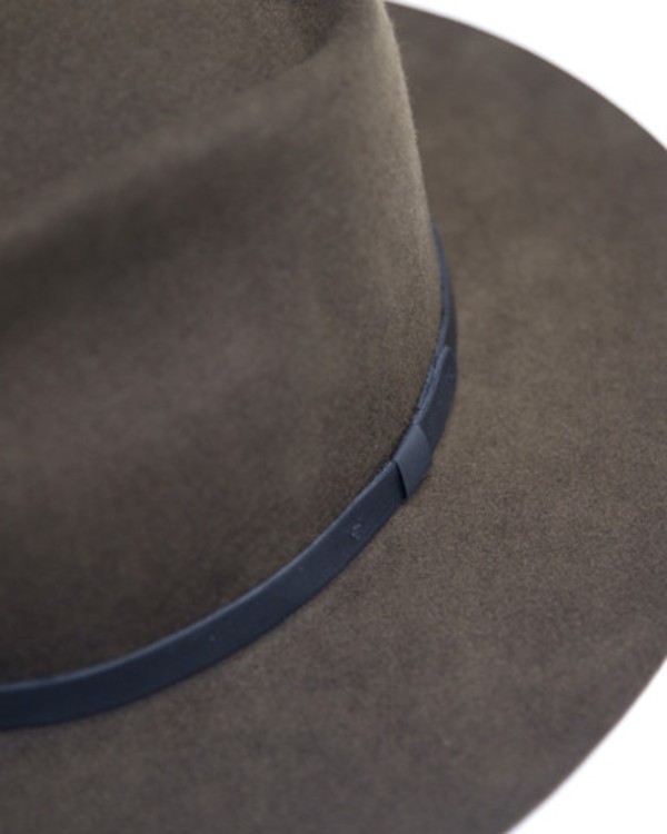 f98cd517b Yellow 108 Dylan Hat in Dark Olive