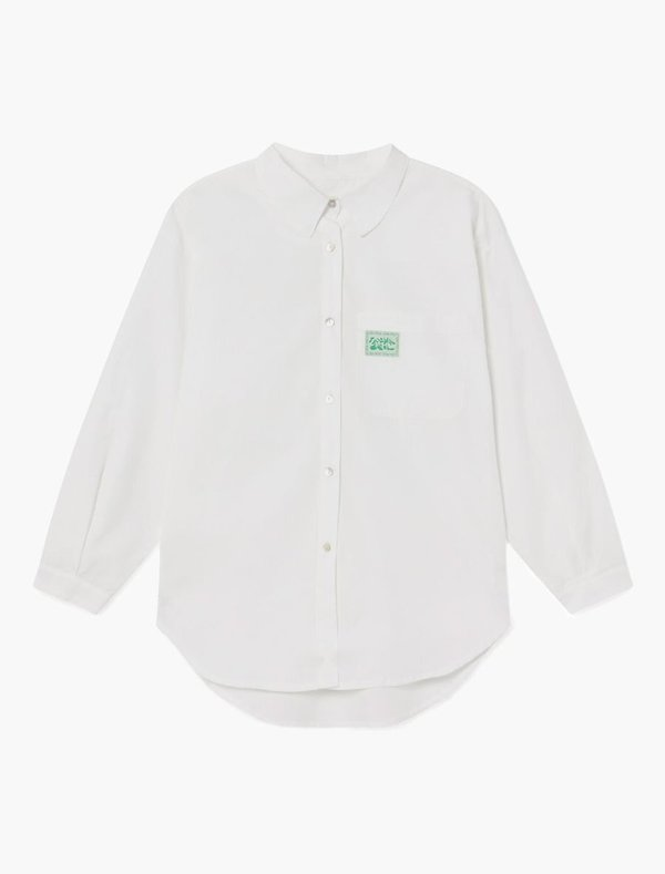 Paloma Wool Bon Organic Cotton Button Up