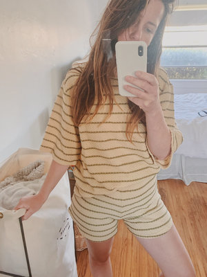 Rita Row Margarita T-Shirt - BEIGE