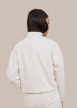 Paloma Wool Wellness half zip sweater