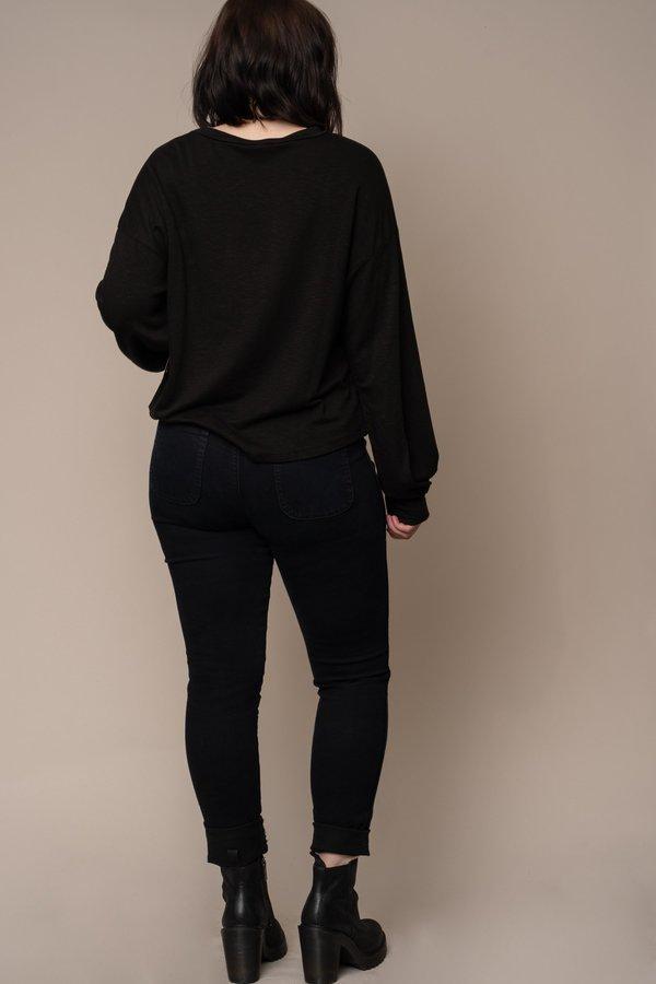 Black Sage Sweater