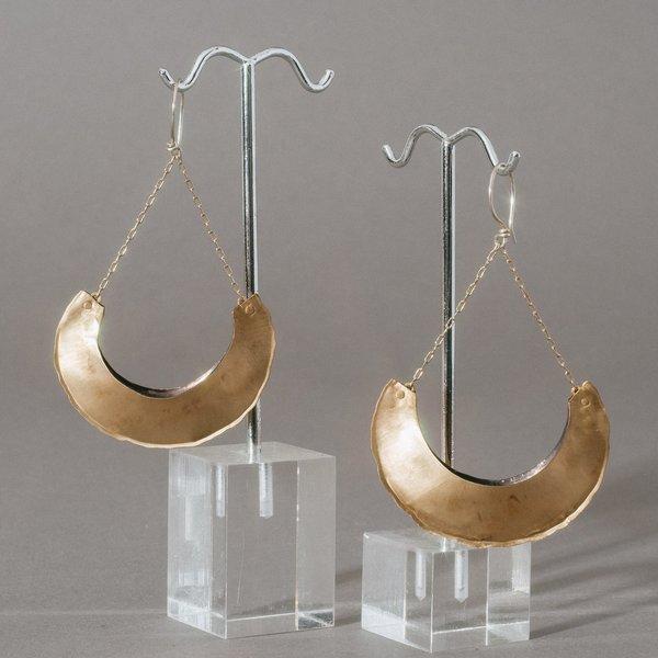 Boat Earrings