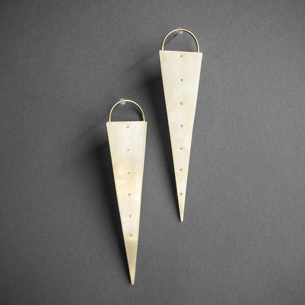 Brass Triangle Devotion Posts