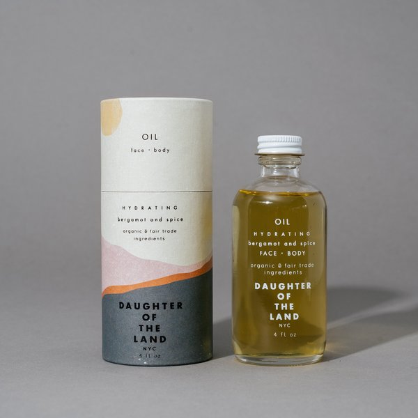 Face and Body Oil- Hydrating