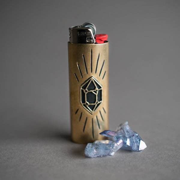 Gem Lighter Case