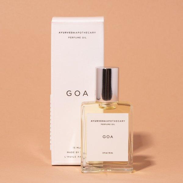 Goa Perfume Oil