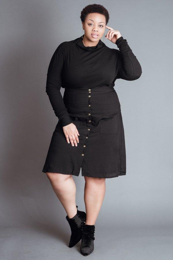 Mel Sweater - Black