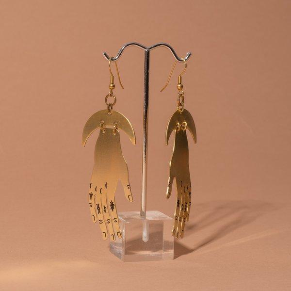 Sorceress Earrings