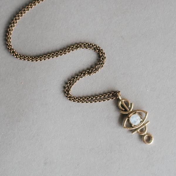 Sulis Moonstone Necklace