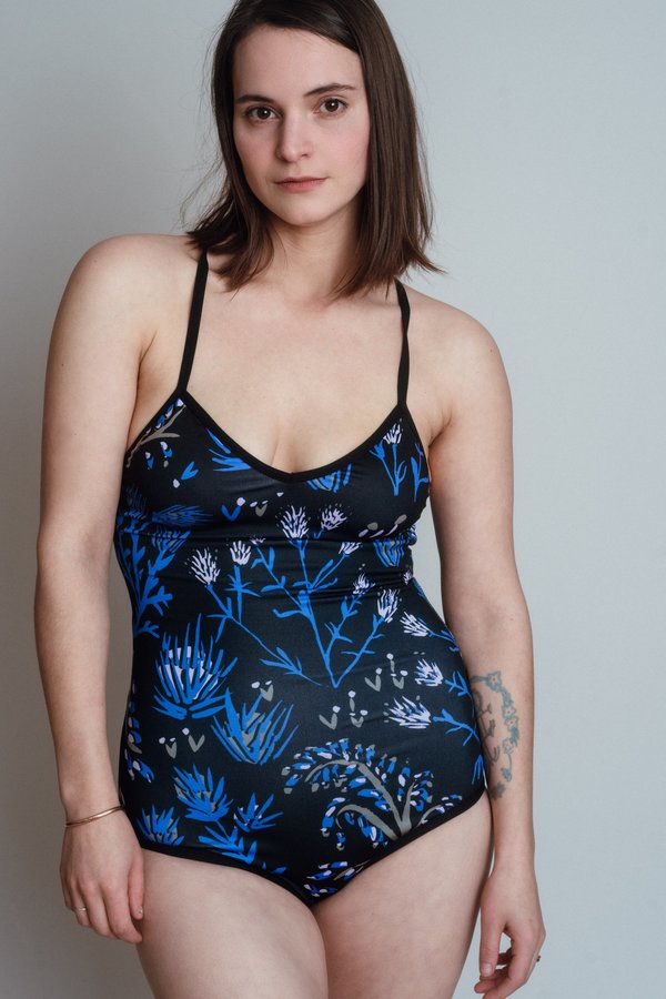 Thistle One Piece Swimsuit