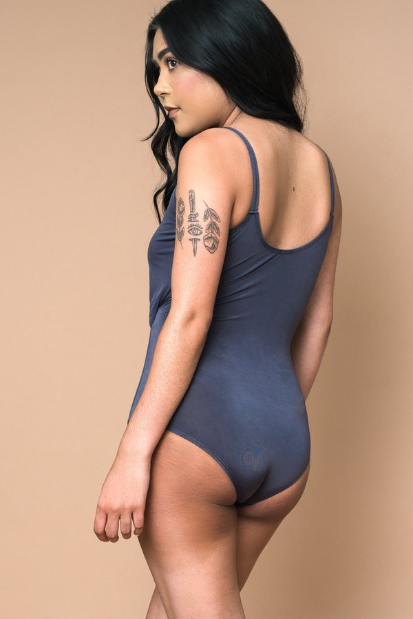 Tie One-Piece Swimsuit