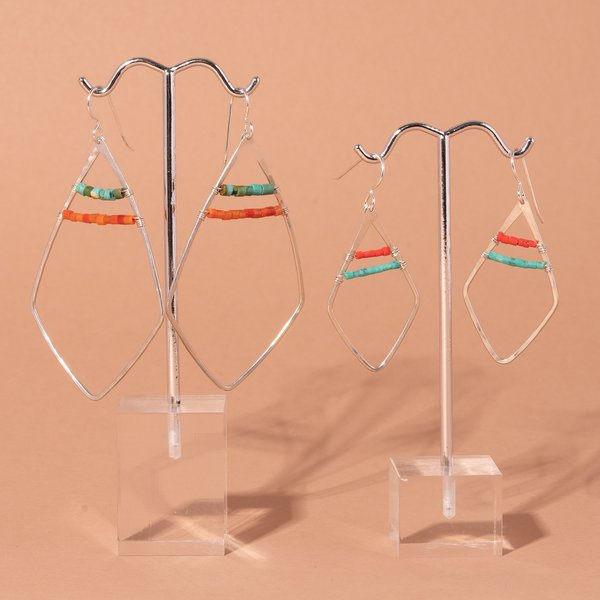 Warrior Woman Earrings