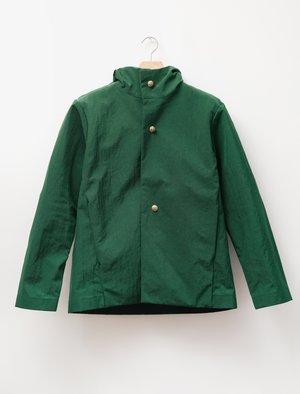 MAN-TLE Mens R10 Snap Hood Jacket - Canopy Nylon