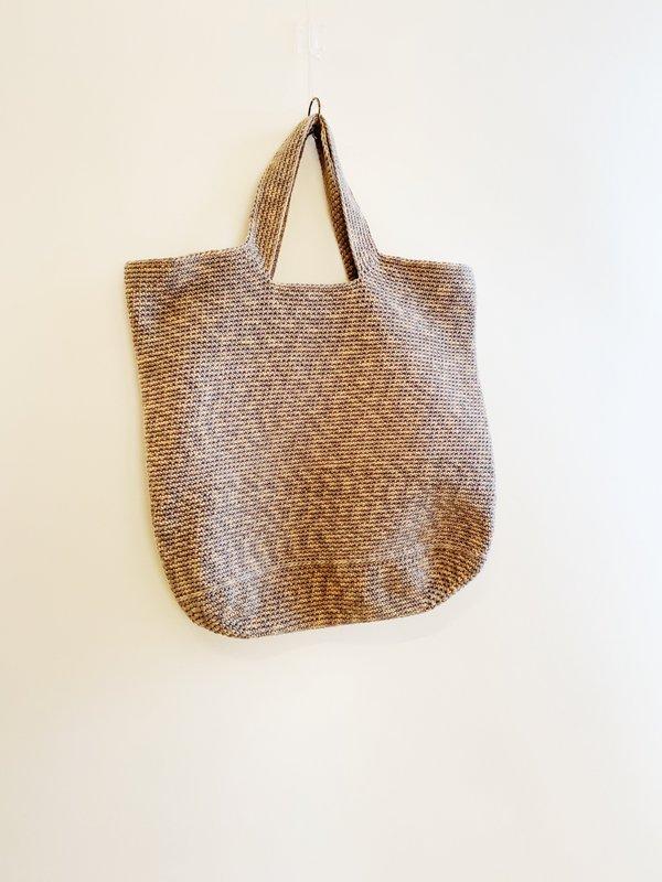 Lauren Manoogian Big Oval Market Bag - Tortoise