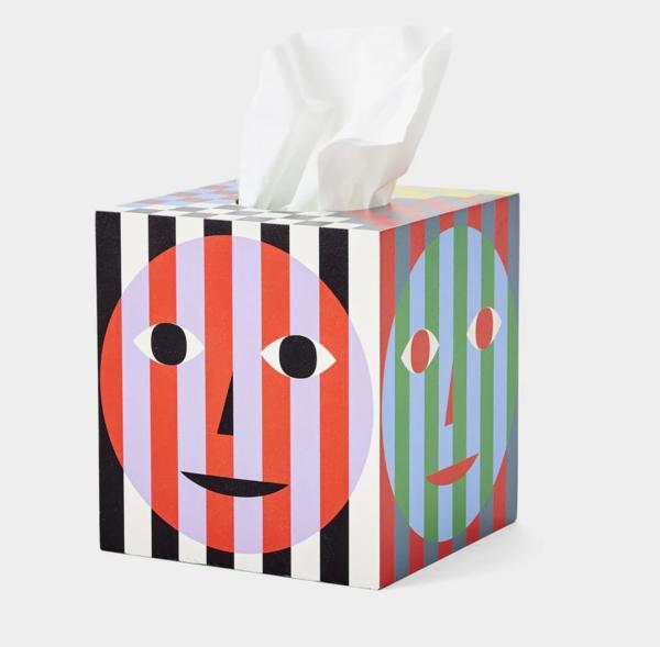 Everybody Tissue Box Holder