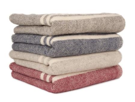 MacAusland's Woolen Mills Woolen Blanket