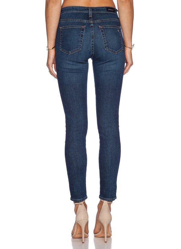 AG Jeans Brianna Jeans - 7 Years Brazen