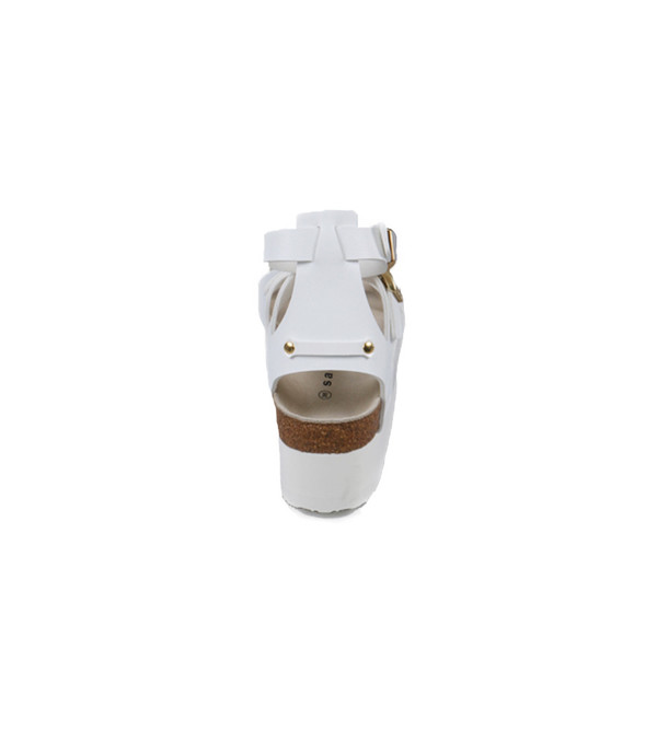 774d5989d10 Sacai Luck Leather Multi-Strap Platform Sandals. sold out. Sacai Luck