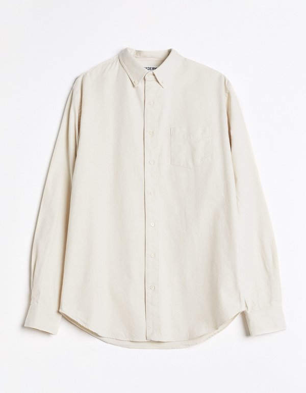 Schnayderman's BD Natural Twill Shirt - Off White