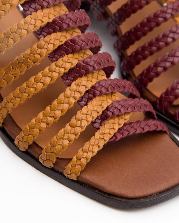 Naguisa Vei Brown - Sandals
