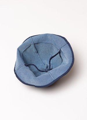 Unstructured Denim Bud Hat