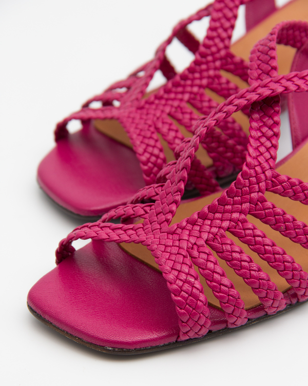 Naguisa Raco Sandals - pink