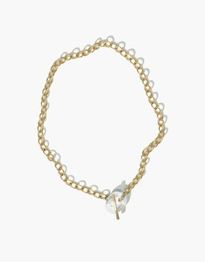Cled ITL Toggle Choker Necklace