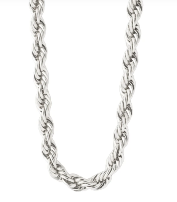 Pilgrim Horizon Necklace - Silver Plated