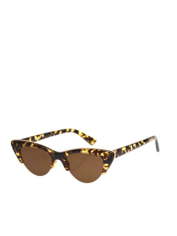 Reality Eyewear LOREN glasses - HONEY TURTLE