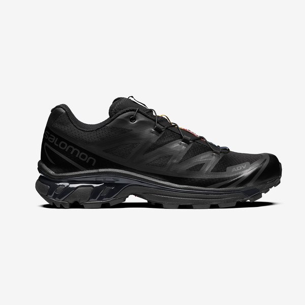 Salomon XT-6 Sneakers - Black /Black/Phantom