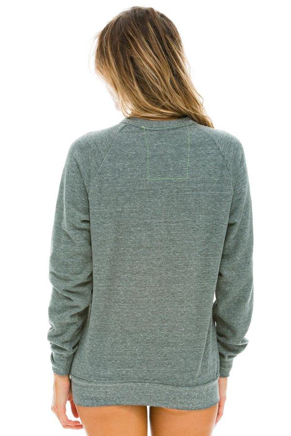 UNISEX Aviator Nation Daydream Sweatshirt - Heather Gray