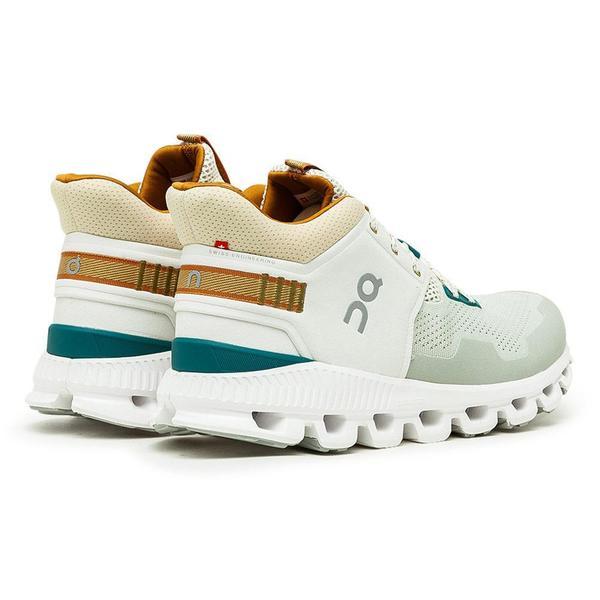 ON Running Cloud Hi Edge sneakers - Aloe/Pecan