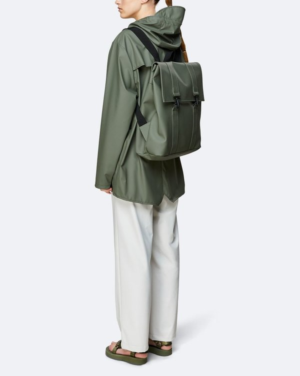 Mochila MSN Bag - Olive
