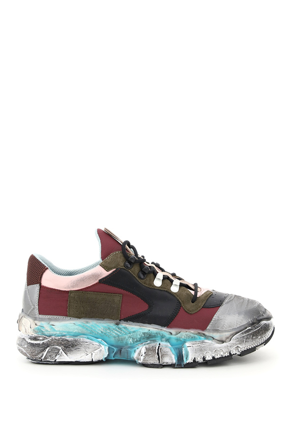Maison Margiela Handcrafted Athletics Sneakers