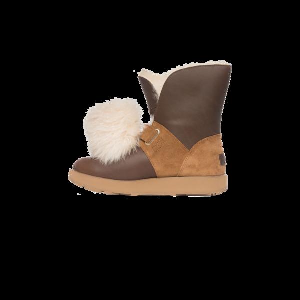 Ugg Women Isley Waterproof 1018217-CHE boots - Chestnut
