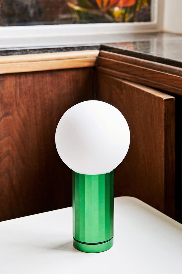 Hay Turn On Lamp - Green