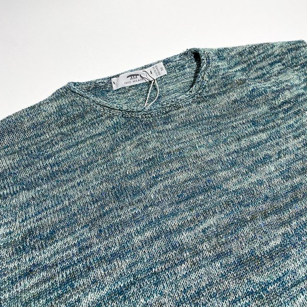 Inis Meáin Roll Neck Tunic - Sea Lavender