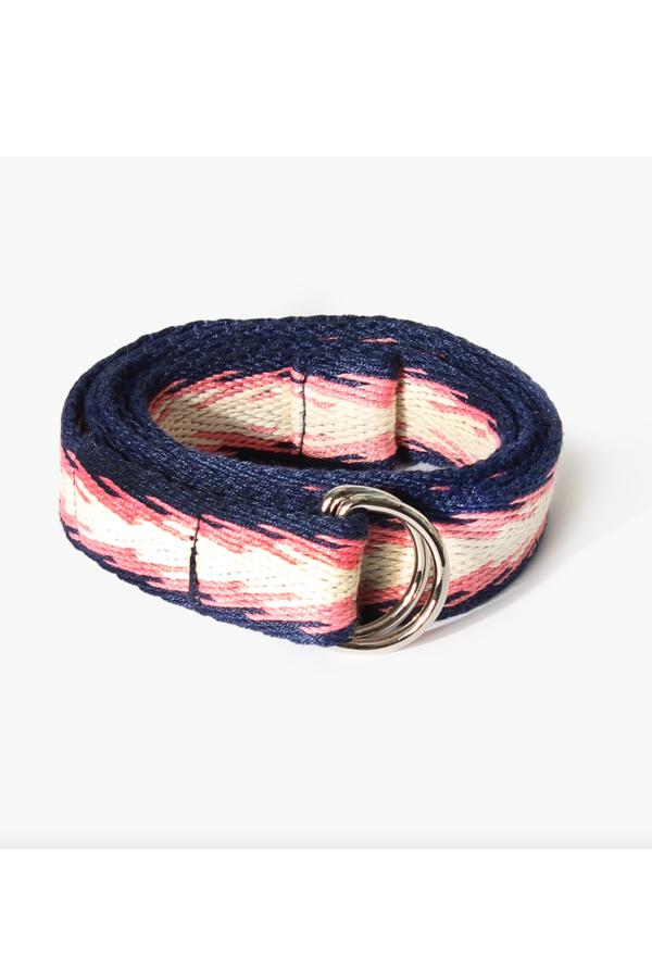 Xirena Webbed Belt - PinkMoon