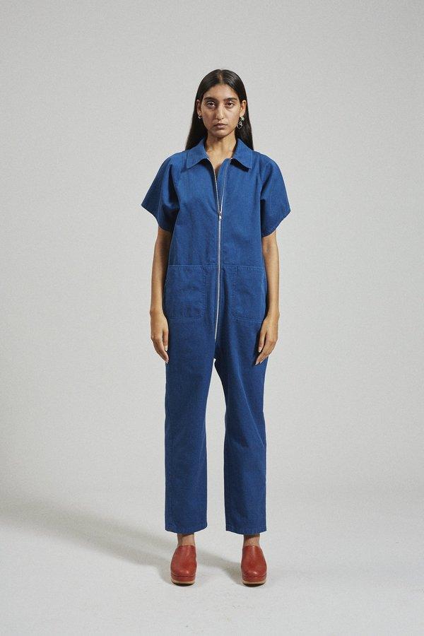 Rachel Comey Barrie Jumpsuit - Blue