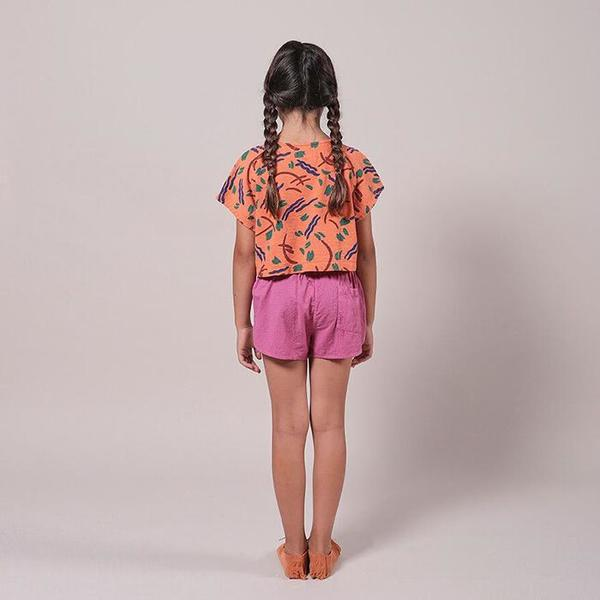 Bobo Choses BC Print Shorts - Pink