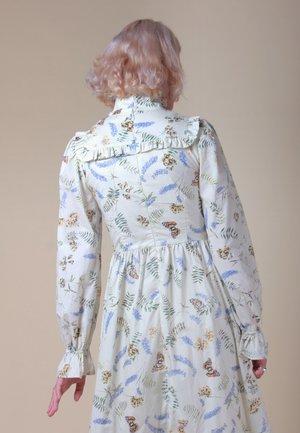 Meadows Lupin Dress - spring haze