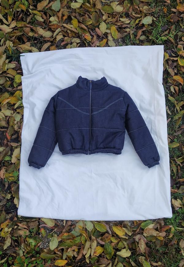 SIZ Hubbard Jacket - Denim