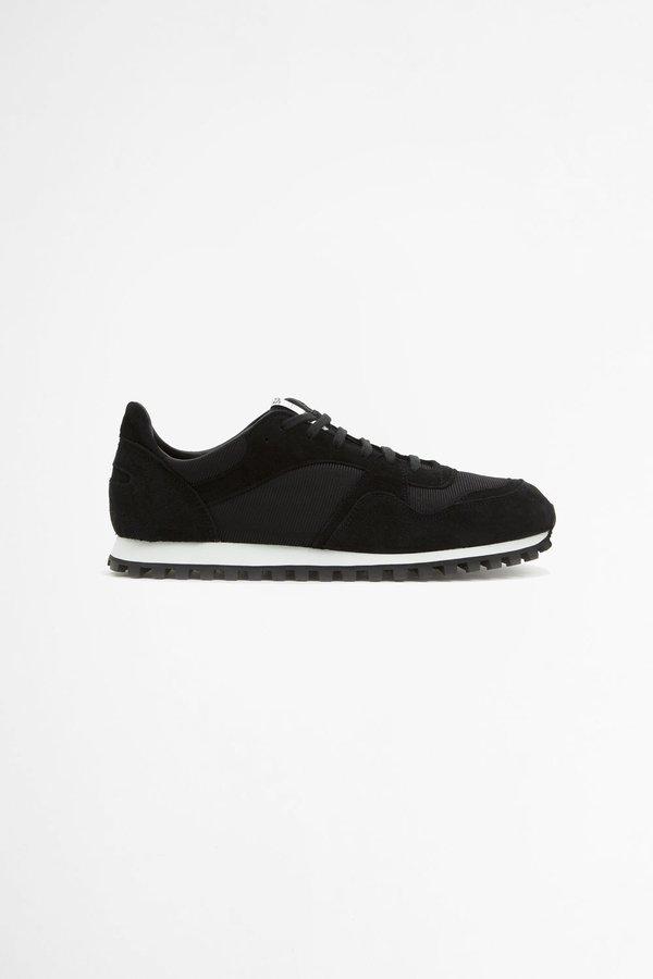 Spalwart Marathon trail low mesh sneakers - black